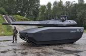 世界上第一款隱身坦克亮相