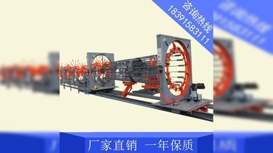 钢筋笼滚焊机 数控钢筋笼 勇拓钢筋笼