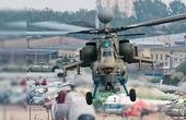 俄羅斯米-28NM武直亮相