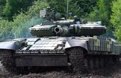 烏克蘭展示魔改版T-64坦克