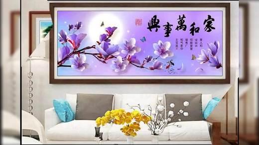 北京唐韵华彩钻石画加盟打造品质生活