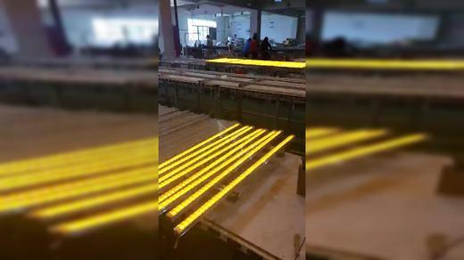 LED线条灯车间实拍明可诺实力生产厂家