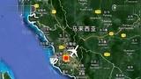 动画模拟马航MH370失踪后飞行路线