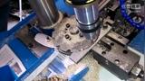 六角铜件自动钻孔机  全自动钻孔机 可扩孔加工
