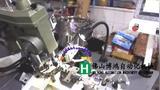 高速08型铆螺母自动攻丝机视频