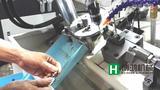博鸿全自动螺母攻牙机|铝铆螺母自动攻牙攻丝机分享视频