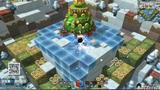 冒险岛2圣诞节小游戏,其实就是打树爆奖品啦