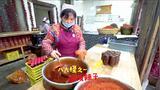 陕西小吃街辣香十里,一天卖掉一吨的辣子!
