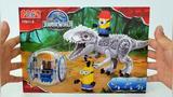 小黄人悠悠球与恐龙玩具