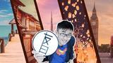 半年环游6国,中国小伙出国奇遇不断,做视频攻略帮助上千游客!