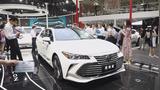一汽丰田携多款全新产品闪耀深港澳车展