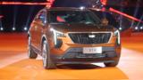 《车视频》新豪华运动SUV 凯迪拉克XT4燃情上市