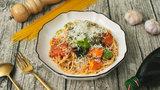 地中海风味的普罗旺斯烤蔬菜意大利面,将法国乡村风味大口吃进嘴里!