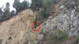 【山东】济南1家3口爬山不慎坠崖 妈妈抱3岁儿子神操作未落崖底