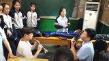 【西安】学生用唢呐演奏菊次郎的夏天全场爆笑 网友:唢呐一出谁与争锋