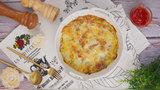奶香味十足又拉丝的培根奶酪焗土豆,吃上一口幸福感爆棚!
