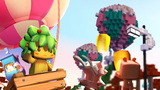 迷你世界 汤米甜品店赚大发了,买了热气球做房子