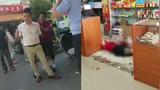 江西购物中心发生命案 男子因纠纷持刀将女子胸部刺伤:当场死亡