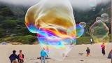 5个难以置信的大泡泡,第2个太童话了