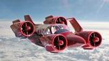 5辆不可思议的飞行汽车