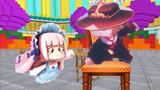 迷你世界 被下了魔咒的椅子,小粉丝为什么都不抢椅子?