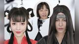 【江酱makeup】:男女妆任意切换,可攻可受!最成功的一次游戏cos仿妆!