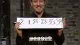 神奇!著名魔术师在彩票开奖直播前预测彩票号码 结果全中