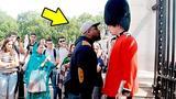 英国皇家卫队生气时会发生什么?