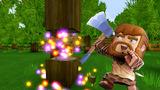 迷你世界 砍树爆星星 汤米从此爱上撸树