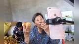 好吃滴很!80岁奶奶直播带货一周卖杏40箱 因爱吃杏才嫁到这个村