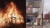 堪比战后伊拉克!直击美国明尼苏达州暴动后的清晨:多处商场及设施被毁