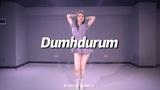 苗苗cover APINK《Dumhdurum》,活泼可爱咚咚舞【口袋舞蹈】