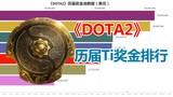 《DOTA2》历届Ti奖金排行