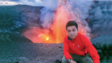 用生命在火山口拍视频,不看你就亏了!