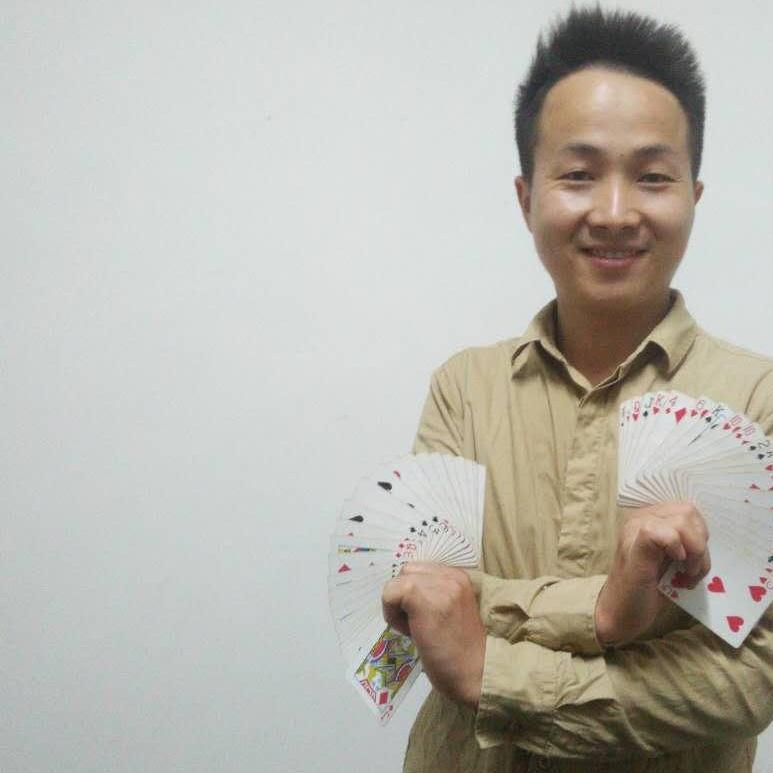 魔术师晓东