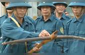越南士兵作戰訓練曝光