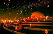 全世界最浪漫的水灯节