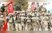 土耳其聯軍發動突然進攻!