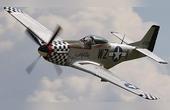 空軍P51曾擊落敵機4950架