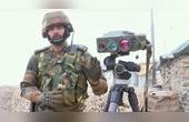 印軍中國制造無人機搶鏡