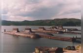俄8艘核潛艇穿越大西洋!