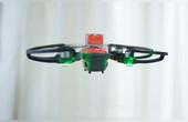 首款消費級無人機降落傘