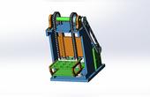 非标自动化设计:链式升降机中链条的特点,应用场景及减速电机的选型