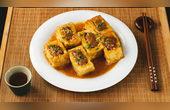 鮮嫩滑香的客家釀豆腐