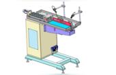 直焊缝自动焊接机:工件压紧机构、气动同步回路及滚珠丝杆驱动机构的设计