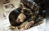 韩国惊悚电影《等着你》最好别惹女人,为了报仇,她隐忍了15年!