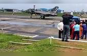 印度光輝首次攔阻降落成功