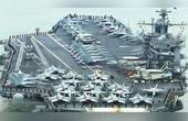 美軍曾用8萬噸航母當靶子