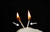 魔力科学小实验,火柴容易被风吹灭?那是因为点火前少做了这一步