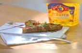芒果鮮蝦牛肉卷